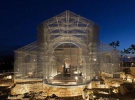 Tela de Arame faz ressurgir arquitetura na Itália