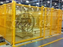 A linha Belgo Protec® foi desenvolvida para atender a NR12 – Segurança no Trabalho em Máquinas e Equipamentos, trazendo soluções que se adaptam a qualquer projeto industrial, com produtos resistentes e duráveis.
