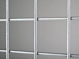 O Belgo Serralheiro® é confeccionado em arame galvanizado, malha eletrosoldada com esquadrejamento perfeito.